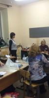 Фотоотчет по практическому МК по технике «Плетение» мастера Алены Селезневой.>