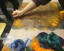 Фотоотчет по практическому МК по технике «Плетение» мастера Алены Селезневой.