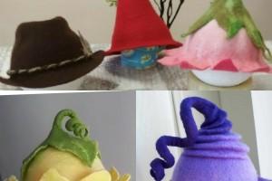 """15.04.2018 -  МК """"Изготовление детских шляп и шапочек»"""