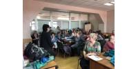Весенние шерстяные посиделки в Челябинске