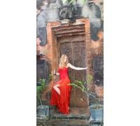 Платье ручной работы Страсть. Мастер Сасина Татьяна.