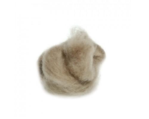 Австралийский меринос 18 мк., 50 гр. Италия. Цвет - Земля (terra)