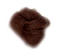 Австралийский меринос 18 мк., 50 гр. Италия. Цвет - Шоколад